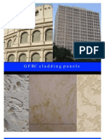 Gfrc Cladding Panels