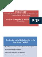 CONEACES Presentation