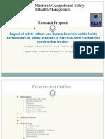 Huong ProjectproposalPresent-2011