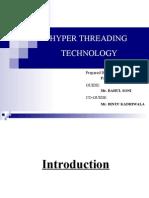 Hyper Threading Ppt
