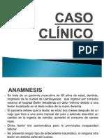 caso clinico GOTA
