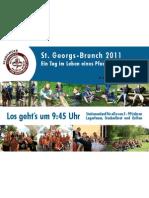 St. Georgs-Brunch 2011 - Ein Tag im Leben eines Pfadfinders