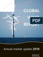 Global Wind Power Report 2010 - 2nd Edition April 2011