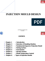 Injection Mould Design