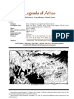 Legends of Athas Beta 1