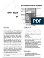 16C550 UART