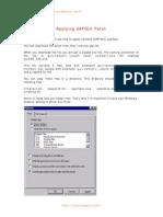 Basis Applying GUI Patch