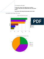 IELTS Writing Task 1 - Lesson 2 - Bar Chart and Pie Chart
