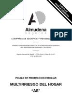 Condicionado General - Almudena Hogar