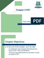 Chapter 5 FET