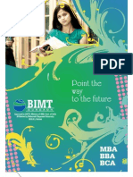 MBA Gurgaon Admissions Open at BIMT MBA College in Gurgaon