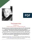 Einstein Hoax