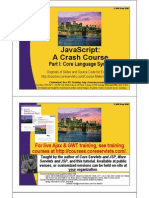 Javascript Core