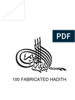 Fabricated Hadith