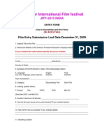 Entry-Form for Miff