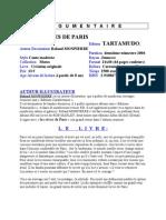 Argumentaire LES RÊVES DE PARIS // Motos
