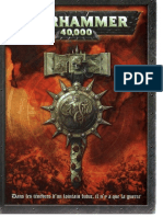 Warhammer 40K - Livre de règles VF