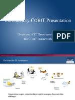 Introductory COBIT Presentation
