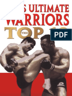 UFC's Ultimate Warriors - The Top 10