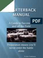 TheArtofQuarterback-ManualPartIofIII