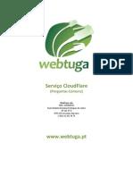 Cloud Flare WebTuga FAQ
