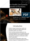 Complementary and Alternative Systems in Psychiatry