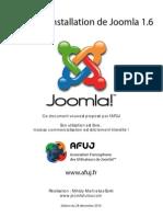 Installation Joomla16