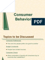 Consumer Behavior Final 2010