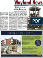 The Wayland News May 2011
