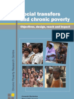 Barrientos and Nino-Zarazua (2011) Social Transfers and Chronic Poverty. Objectives, Design, Reach and Impact