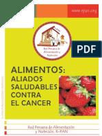 Aliados saludables contra el cáncer