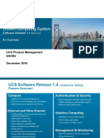 1278-Ucs Software Release 1.4