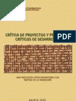 Critica de proyectos y proyectos críticos de desarrollo-IIAP-2004