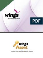 Wings Asset