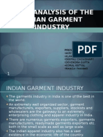 Textile+Industry+in+India+Project+Report | Yarn | Economy Of
