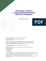 Entrepreneur Guide