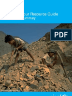 Child Labour Resource Guide Executive Summary 5b46b80