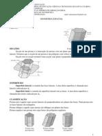 GEOMETRIA ESPACIAL Cubo e Paralelepipedo
