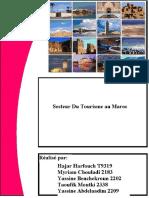 Secteur Du Tourisme Au Maroc