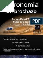 Astronomia Un Brochazo