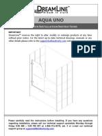 Aqua Uno Manual
