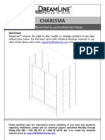 Charisma Manual