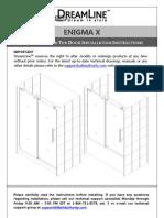 ENIGMA X Door Manual