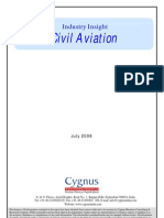 Indian Civil Aviation Industry