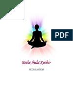 Reiki shiki ryoho - level i manual
