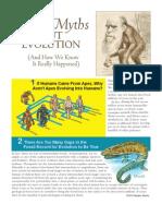 Myths About Evolution