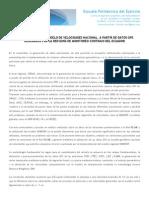 Resumen. Congreso de Ciencia y Tecnología ESPE 2011