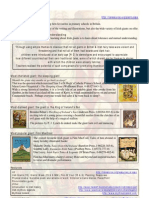 Irish Giants & the Literacy Strategy