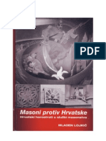 Mladen Lojkic - Masoni Protiv Hrvatske (2010)