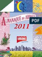 Almanaque do Arroz 2011